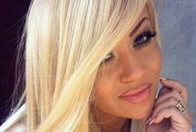 blondie :)