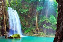 Waterfalls / by Kat