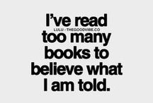 Books <3 / We live for books. Please share your favorite books, authors, and literature quotes.