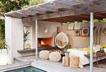 Magical OutDoor / Outdoor design, outdoor furniture, outdoor lighting and everything in between...