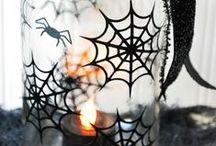 HALLOWEEN INSPIRATION / Halloween crafts