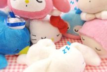 """Sanrio & San-X / Cute itens related to the characters from """"Sanrio"""" and """"San-X"""" universe."""