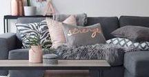 Living Room / Living room ideas, inspiration and decor.