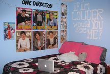 One direction bedrooms