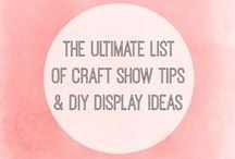 """ART & CRAFT FAIR TIPS / Craft fair, selling, tips, trading, for Artist-Sellers - please also see our board """"Creative Biz Hints n' Tips"""" at www.pinterest.com/artsforrecovery/creative-business-hints-n-tips"""