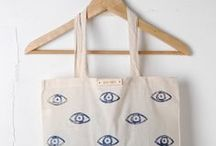 Tote bag inspiration / if I have to design a tote bag for yo no bi - how would it look?