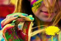 Colorir a vida