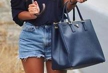 Summer / Summer outfit and clothing inspiration.