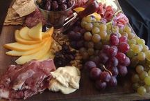 Charcuterie Boards and Party Snacks / For parties and gatherings