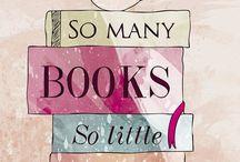 Books, Books, Books!!!❤