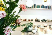 Yonobi Studio & Store / Shoots from its Copenhagen studio and store