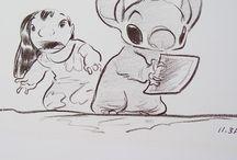 Inspiration : Animation Storyboards