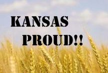 """There no place like home """"Kansas"""" / by Marcetta Helms"""