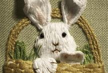 En attendant Pâques et le printemps ♡ Easter /Spring