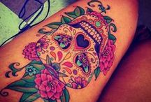 Tattoos  / by Liz