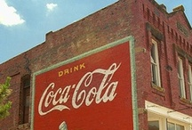 "Coca-Cola...The real thing. / It's more than a ""Southern thing""...it's the ""real thing"". Based in Atlanta, GA #Georgia"