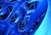 My Blue craze is sick / by Elizabeth Whitley