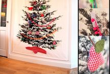 Homemade Christmas / Ideas for handmade decorations I can fill my first home with.