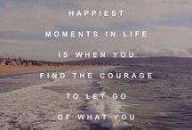 Everyday Quote's / Inspiring..