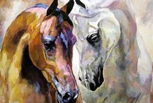 Horses / by Kelley Sanger