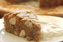 Recettes de gâteaux et tartes / Des recettes pour des gâteaux savoureux pour épater votre entourage !