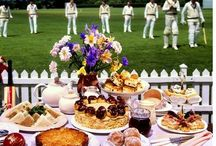 Cricket Tea!