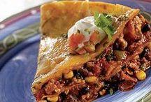Recipes: Tex-Mex