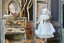 Dolls / by Ирина Балинская