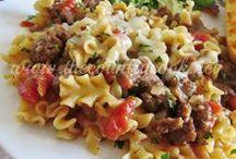 Pasta Recipes / Great pasta dishes!