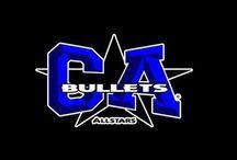 California Allstars Cheer / by Macy Morton