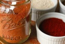 Recipes: Seasoning
