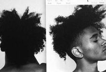 hair | curly
