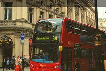 AREAS OF/AROUND LONDON