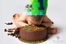 First Year Cake Smash