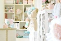 Come on in to my sewing and crafting studio / by Sewloveable