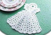 Crocheting / by Bernice Reed