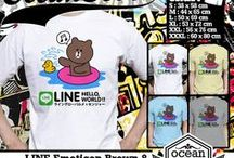 LINE Emoticon Brown  T-Shirt / T-shirt from my kiosk online about LINE Emoticon Brown if you interested about my t-shirt you can contact me at  Yahoo_ID: ourkios or Blackberry Messenger : 27BD1F27