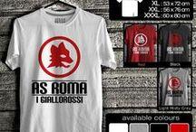 Kaos As Roma | As Roma T-shirt