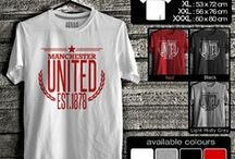 Kaos Manchester United | Manchester United T-shirt