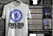 Kaos Chelsea  | Chelsea T-Shirt