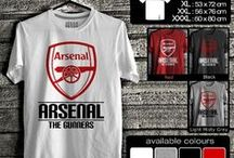 Kaos Arsenal | Arsenal T-shirt