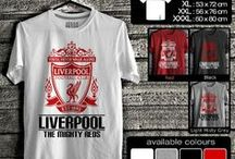 Kaos Liverpool | Liverpool T-shirt
