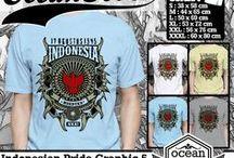 Kaos Garuda Indonesia | Garuda Indonesia T-Shirt