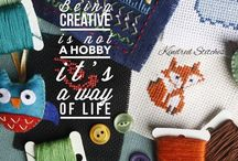 Quotes and pictures about sewing and craft / Sewing quotes