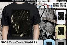 Kaos THOR The Dark World | Mighty Thor 1 | THOR The Dark World | Mighty Thor 1 / if you are interested want to buy this item, you can visit ebay link below http://www.ebay.com/itm/181263155051?ssPageName=STRK:MESELX:IT&_trksid=p3984.m1555.l2649