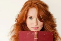 Ginger Women / Ginger Heroines of Romance Novels and lovely pictures of them as well!  http://northamericanwordcat.booklikes.com/post/772184/gingers-redheads-in-romance