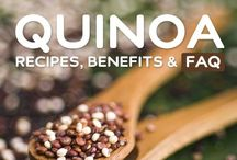 Quinoa experience