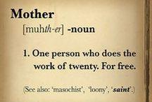Mama mia! / motherhood