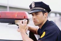 Frisk Me! Police Officer Heroes / Police Officer Heroes in Romance Novels