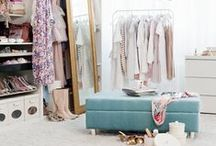 WALK IN CLOSET / OUR PICKS #FASHION #INSPIRATION #GEMS / by May Society